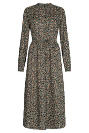 Tanisa Maxi Dress 1975 - Four Leaf Clover - Moves