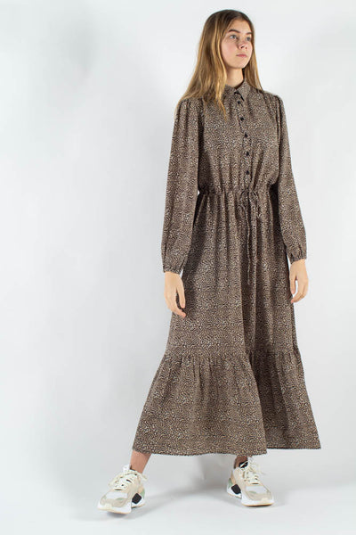 Tasilla Midi Dress - Nomad - Moves