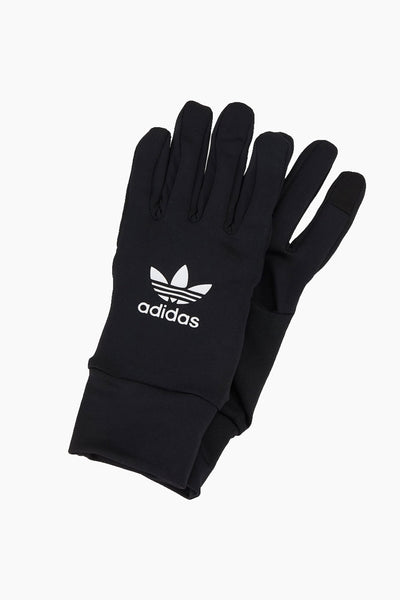 Techy Gloves - Black - Adidas