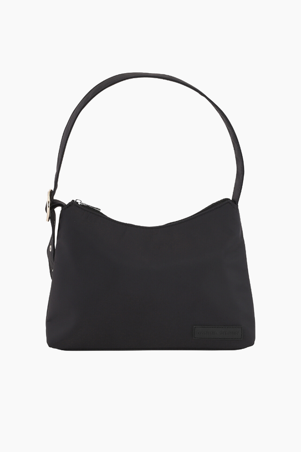 Ulrikke Shoulder bag nylon - Black - Daniel Silfen