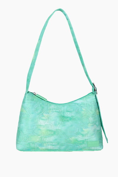 Ulrikke Shoulder Bag - Watergreen - Daniel Silfen