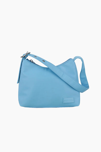 Ulrikke Shoulder bag - Japanesse ocean - Daniel Silfen