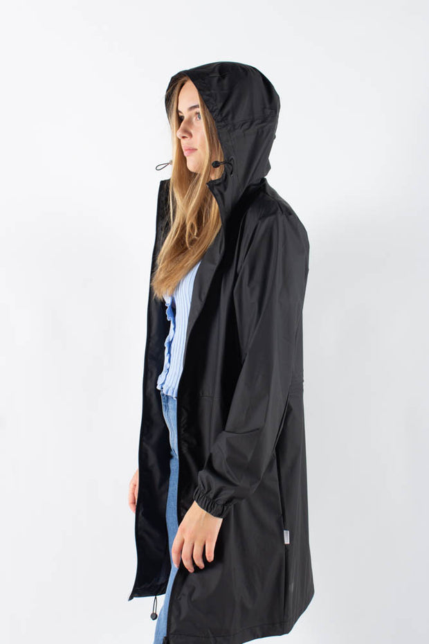 Ultralight Parka - Black - Rains