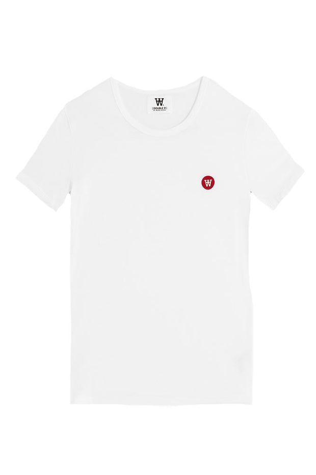 Uma T-shirt - bright white - Wood Wood