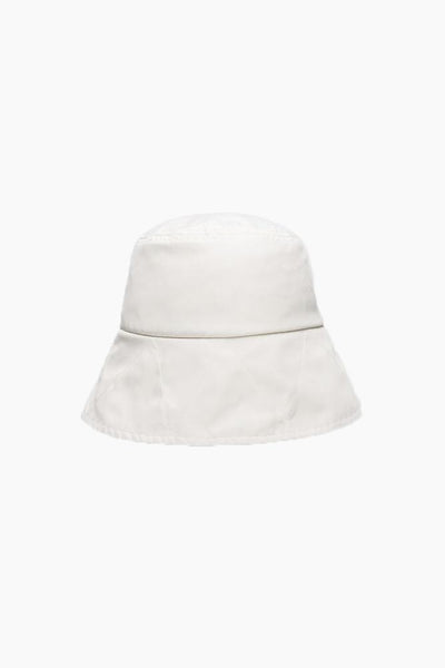Off White Sun Hat i fra Wood Wood
