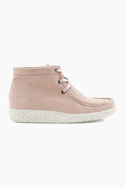 Emma Suede - Baby Pink/White 1002-002-005 - Nature Footwear 6