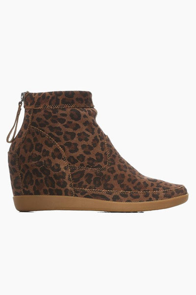 Emmy Suede - Brown Leo - Shoe the Bear
