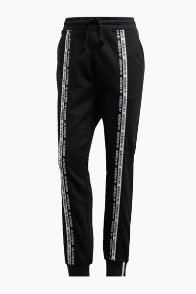 Black Cuff Pants fra Adidas Originals