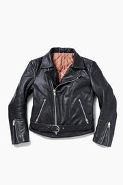Núnoo leatherjacket - Black - Núnoo