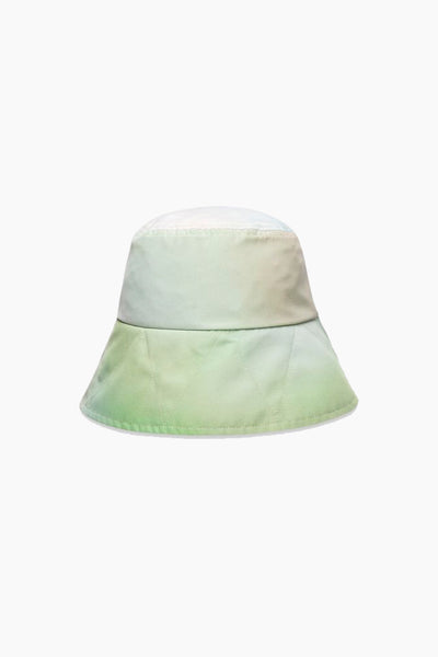 Sun Hat i Green AOP fra Wood Wood