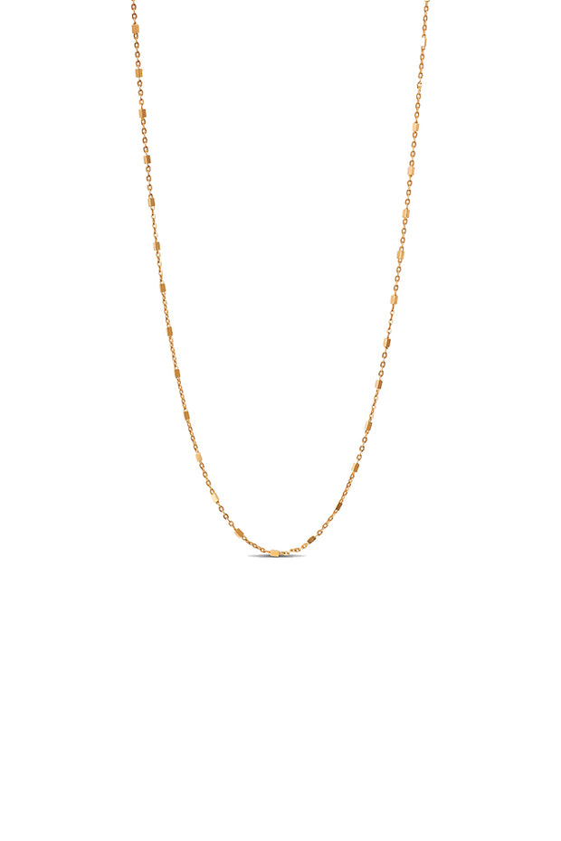 Elva Necklace - Gold - ENAMEL