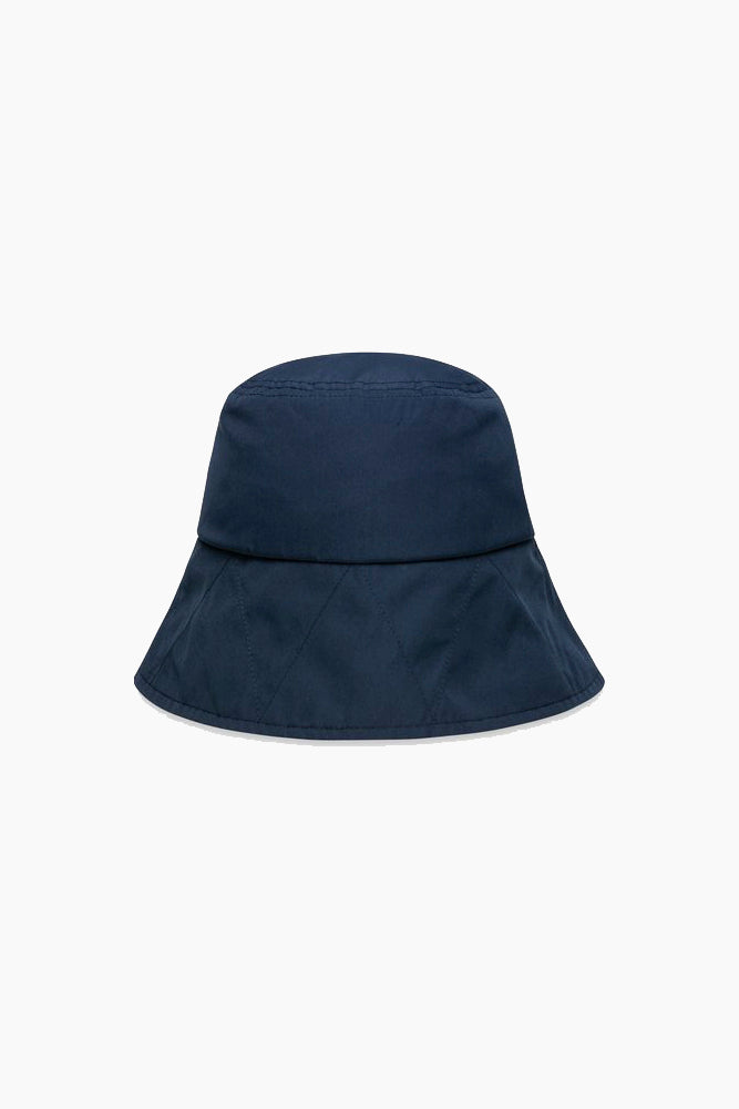 Sun Hat - Navy - Wood Wood - Navy One Size