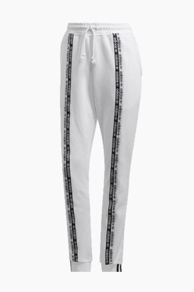 White Cuff Pants fra Adidas Originals