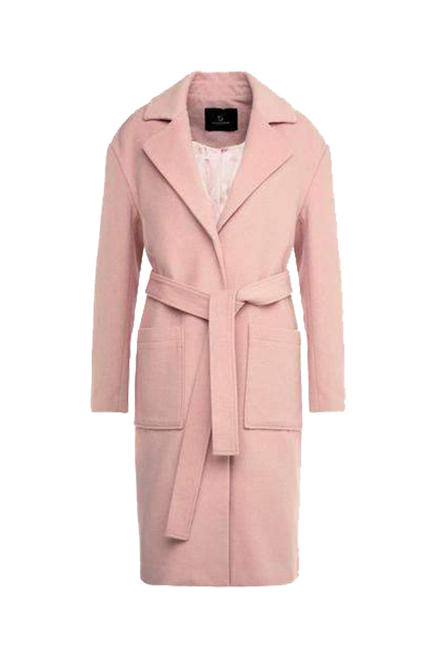 Athena Bolette Coat - Light Rose - Bruuns Bazaar 8