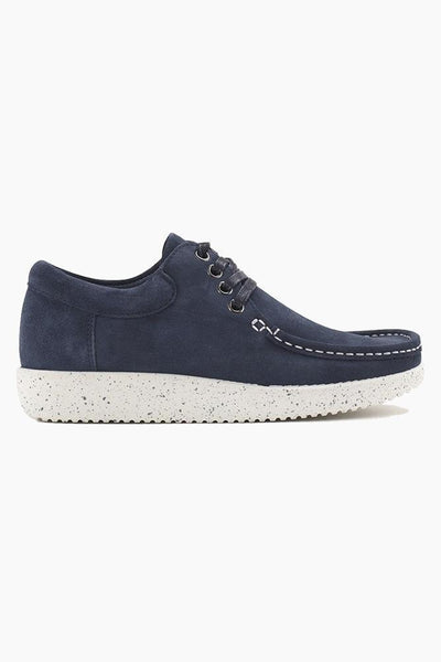 Anna Suede - Navy - Nature Footwear