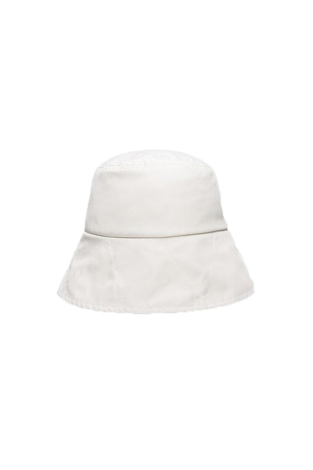 Off White Sun Hat i fra Wood Wood 1