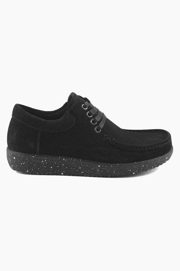 Anna - Black/Black - Nature Footwear