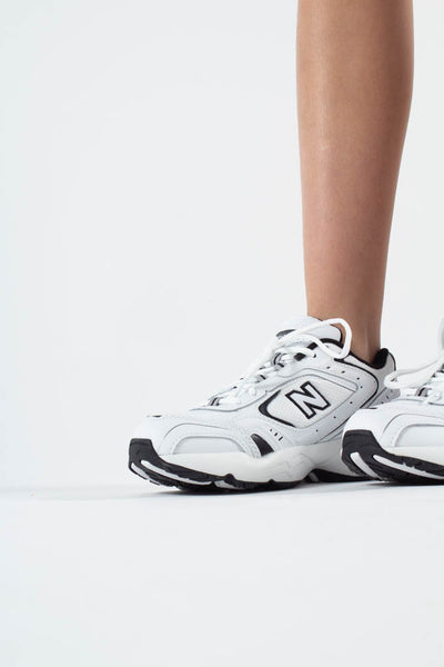 WX452SB - White/Black - New Balance