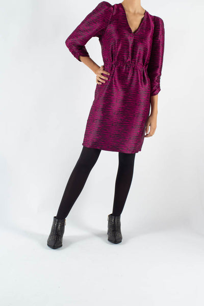 Willas Dress - Pink Violet - Moves