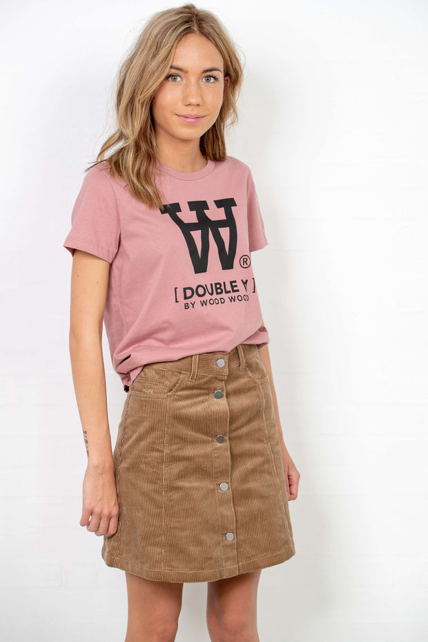 Addie Skirt fra Wood Wood - outfit