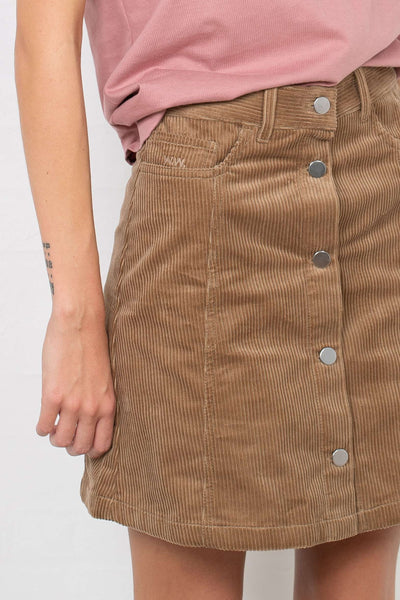 Addie Skirt fra Wood Wood - knapper
