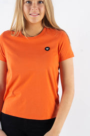 Uma T-shirt - Orange - Wood Wood