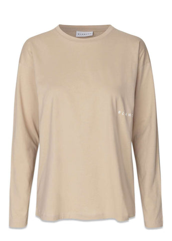 Main Light Longsleeve - Humus - Blanche