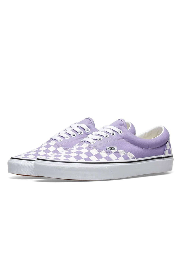 Era Checkerboards - Violet - Vans 4