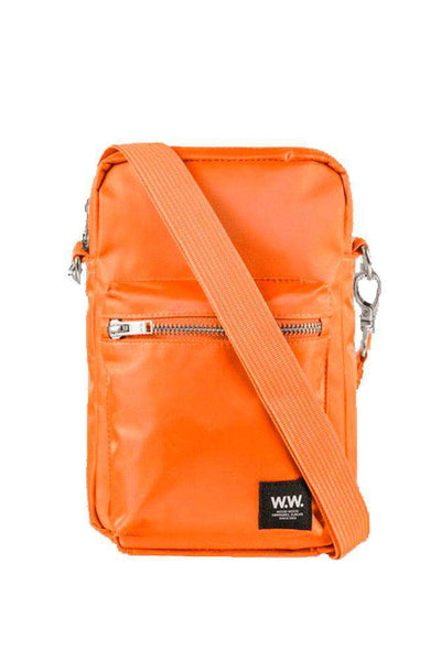 Rena Shoulderbag orange taske Rust Wood Wood