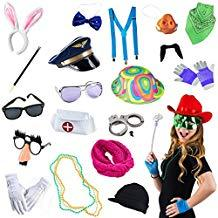 COSTUME ACCESSORIES - USA Party Store
