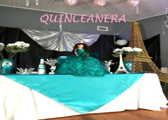 QUINCEANERA - USA Party Store