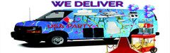 Balloons and Party Rental Delivery