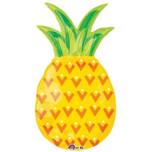 "Pineapple Balloon 31"" - USA Party Store"
