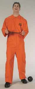 Men's Adult Jailbird Costume - USA Party Store