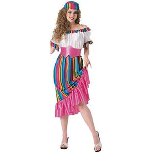 Adult Women's South of The Border Costume - USA Party Store