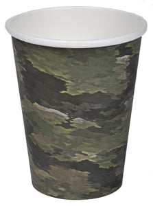 American Heroes 12 oz. Cups - 8 pack - USA Party Store