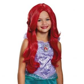 Ariel Deluxe Child Wig - USA Party Store
