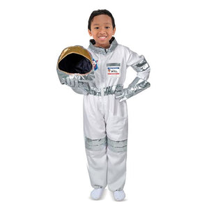 Astronaut Role Play Costume Set Ages 3-6 yrs - USA Party Store