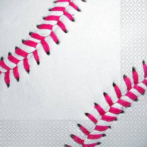 Baseball Lunch Napkins - USA Party Store