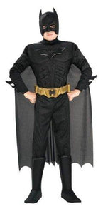 Batman Dark Knight Rises Child's Deluxe Muscle Chest Costume - USA Party Store