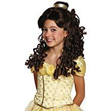 Belle Ultra Prestige Child Wig - USA Party Store