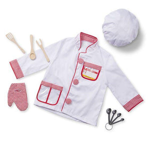 Chef Role Play Costume Set 3-6yrs - USA Party Store