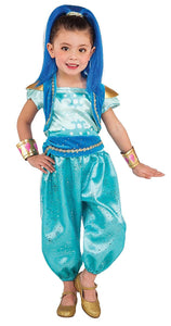 Shimmer & Shine Deluxe Shine Costume - USA Party Store