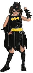 DC Super Heroes Child's Batgirl Costume - Black - USA Party Store