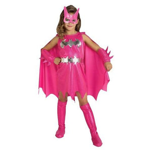 DC Super Heroes Child's Batgirl Costume - Pink - USA Party Store