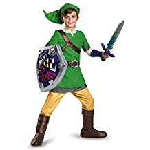 Disguise Child Link Deluxe Costume - USA Party Store