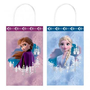 ©Disney Frozen 2 Hot Stamped Kraft Bag - USA Party Store