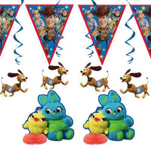 Disney Toy Story 4 Decorating Kit 7pc - USA Party Store