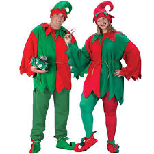 Elegant Elf Set Costume - Adult size - USA Party Store