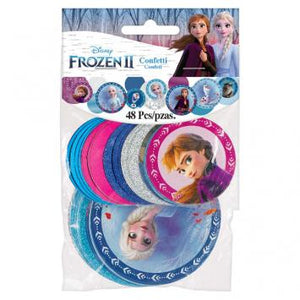 ©Disney Frozen 2 Giant Confetti Circles - USA Party Store